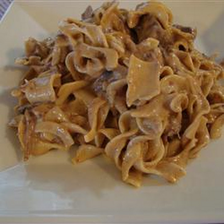 Slow Cooker Beef Stroganoff II Recipe | Yummly