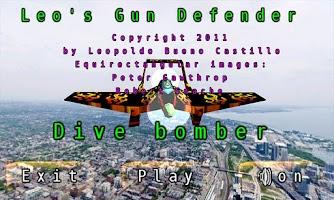 Screenshot of Leo's Gun Defender