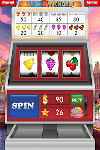 Slots 7 Wonders - All in - screenshot