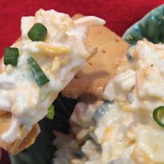 Cheese n' Jalapeno Spread