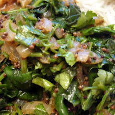 Divine Indian Spinach