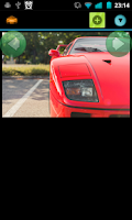 Screenshot of Cars gallery