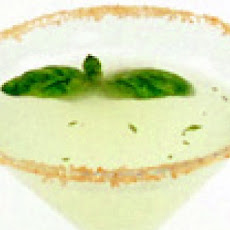 Zentini (Ginger Martini)