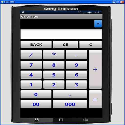 簡易電卓(文字大きめ) 工具 App LOGO-APP試玩