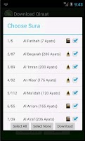 Screenshot of Memorize Quran