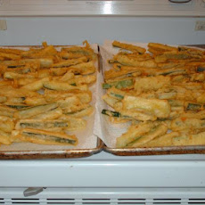 Fried Zucchini Batter