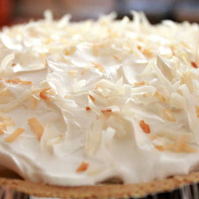 Coconut Cream Pie Of Splendor