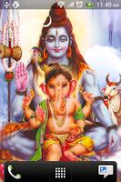 Screenshot of Hindu Gods Wallpaper HD Free