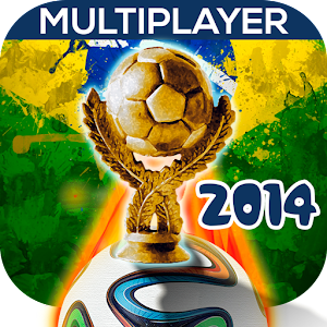 Cover art World Cup Brazil Soccer 2014