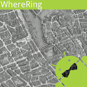 WhereRing icon