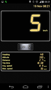 Download GPS Speedometer Free APK for Android Kitkat