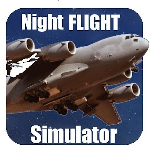 flight simulator night plane For PC / Windows 7/8/10 / Mac – Free Download