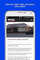 Screenshot of WITN News