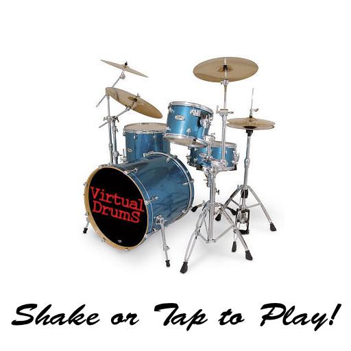 虛擬鼓 娛樂 App LOGO-APP試玩