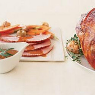 Wisconsin Maple & Clover Honey Glazed Ham