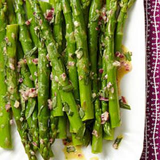 Vinaigrette Dressing For Asparagus Recipes