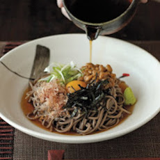 Cold Soba Broth
