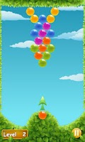 Screenshot of Bubble Shooter Deluxe