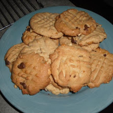 Peanut Butter Cookies - Easy