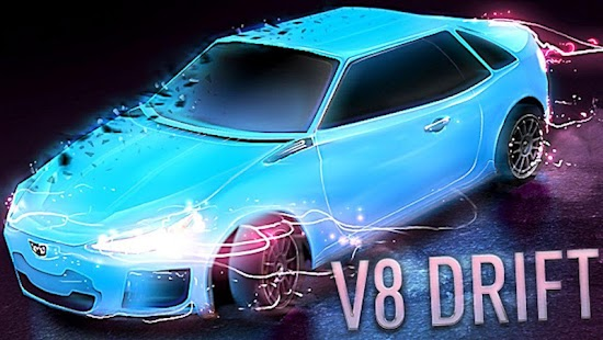 V8 Drift- screenshot thumbnail