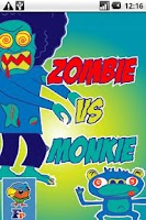 Screenshot of Zombie VS Monkie