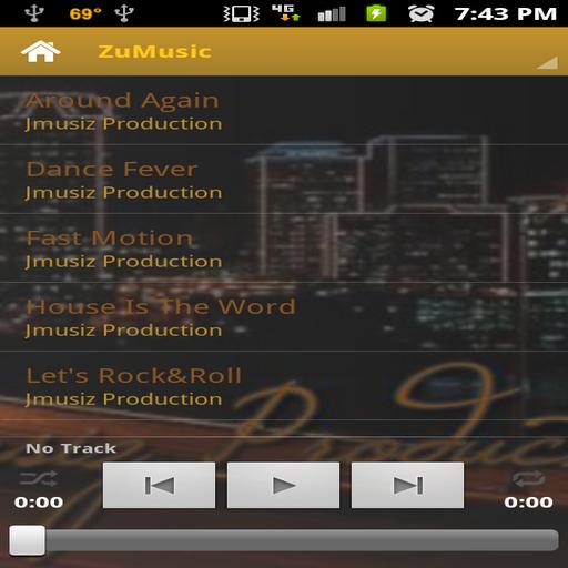 Jmusiz Workout Music