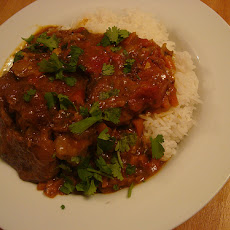 Oxtail Curry!