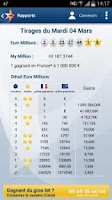 Screenshot of Euro Millions - My Million
