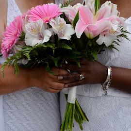 Tropical Flowers by Maria Pickard - Wedding Other ( bouquet, wedding flower, flower )