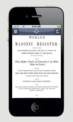 World's Masonic Register