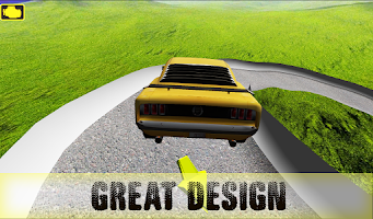 Screenshot of 3D Parking Sport Cars 2 Sim
