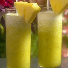 Pineapple Agua Fresca Party Punch