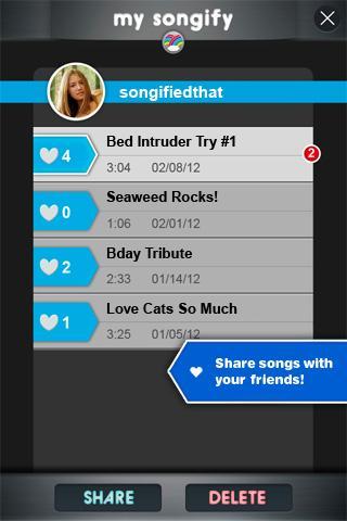 玩免費音樂APP|下載Songify app不用錢|硬是要APP