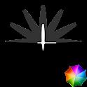 Hipsta Klok - Clock Widget icon