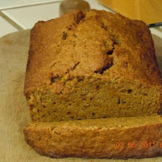 Carrot Tea Bread