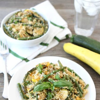 Grilled Green Beans Zucchini Recipes