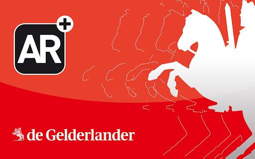 De Gelderlander dG-AR app