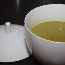 Low-Fat Leek and Potato Soup
