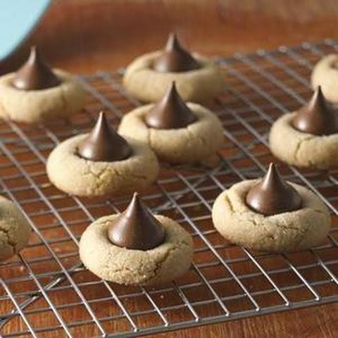 Peanut Butter & Espresso Truffle Blossoms Recept | Yummly