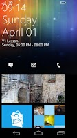 Screenshot of WP7Lock Pro