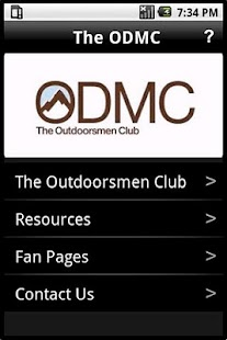 The ODMC - screenshot