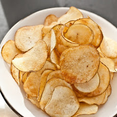 Homemade Potato Chips