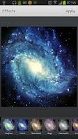 Screenshot of Astronomy & Space - ErgoSky