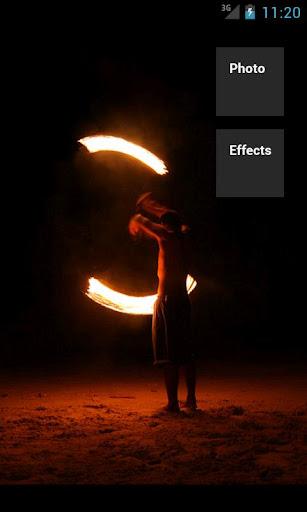 Photo Effect JS