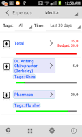 Screenshot of Scan Receipts & Track Expenses