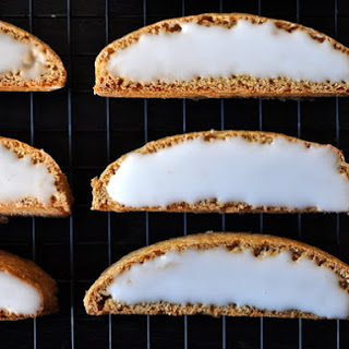 Biscotti Glaze Recipes
