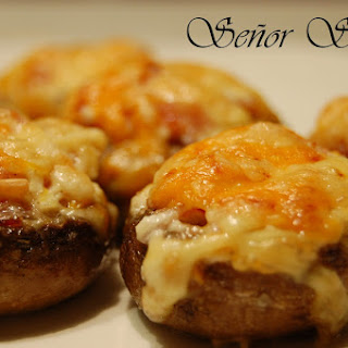 Cheese Stuffed Mushrooms