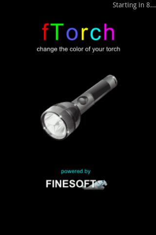 fTorch HD : 1 Color Torch App