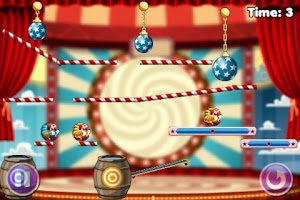 Screenshot of Clowning Around - Puzzle Game