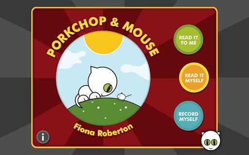 Porkchop Mouse